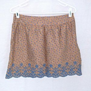 French Country Embroidered TCEC Size M